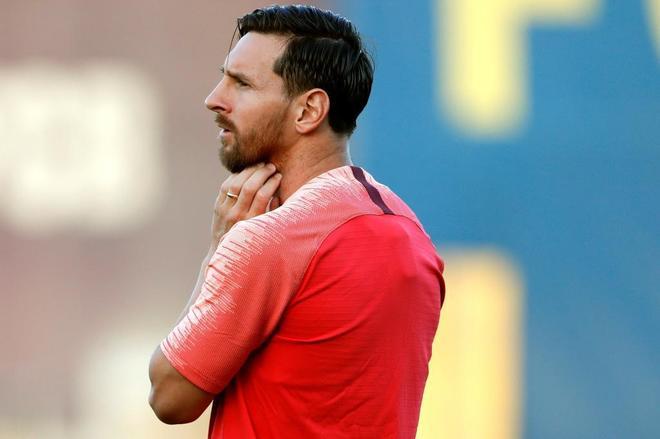 La última misión de Leo Messi