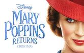 Cartel de El regreso de Mary Poppins, que llega al cine esta Navidad