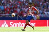 El jugador del Atlético de Madrid Diego Costa