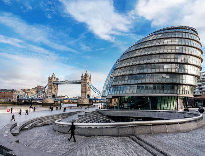 REINO UNIDO: Cómo explorar la City de Londres de forma (casi) gratuita