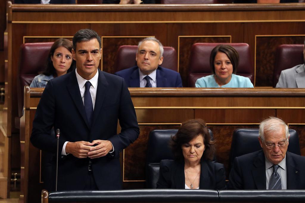 El PP obliga a Pedro Sánchez a explicar su tesis en el Senado en un pleno monográfico