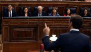 """Casado, a Sánchez: """"Convoque elecciones cuanto antes"""""""
