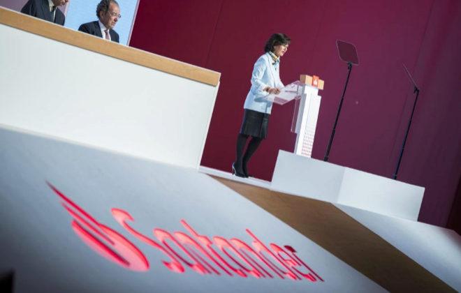 Banco Santander vende una cartera de ladrillo tóxico a Cerberus por 1.535 millones de euros