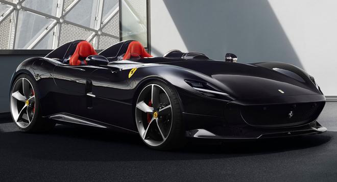 🏎 Nuevos modelos Ferrari miran el futuro inspirados en su pasado
