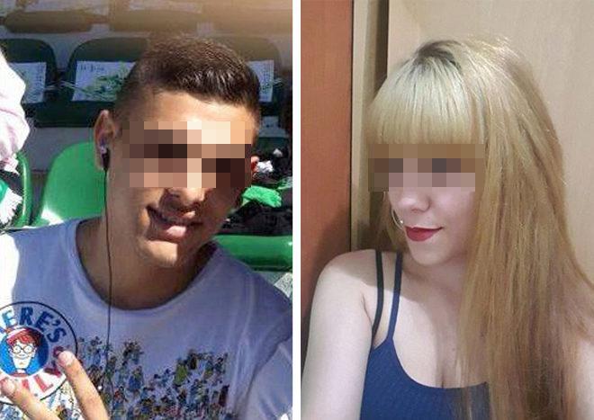 José Antonio P.V., de 25 años y Cristina J.M., de 27 años.
