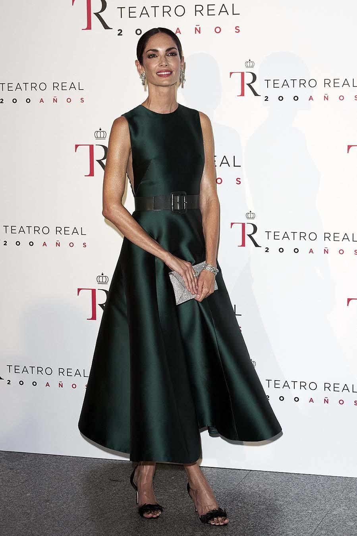 Eugenia Silva de The 2nd Skin - Apertura de la temporada del Teatro Real de Madrid