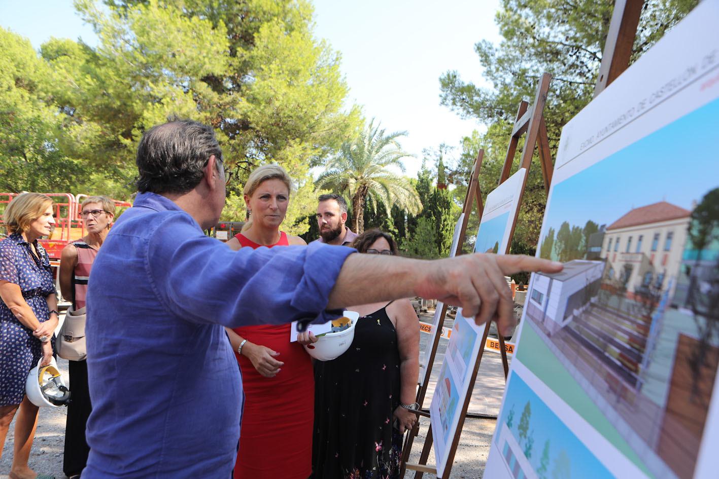 La Pineda, el centro de día del Alzheimer, será la mayor inversión social de Castellón con 1,5 millones