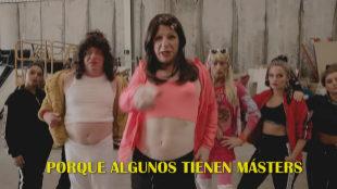 La parodia de los Morancos sobre Rosalía que arrasa en YouTube