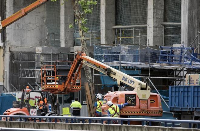 Las mujeres, al asalto del sector de la construcción