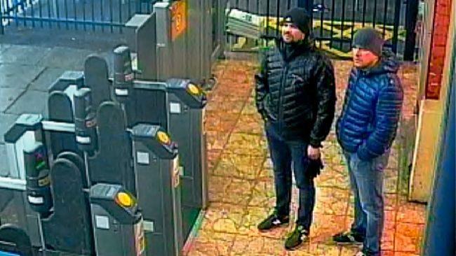 Caso Skripal: dos 'turistas' rusos en Salisbury y el perfume de una venganza