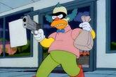 Fue aquí donde conocemos a Bob. Era el asistente de <strong>Krusty El...