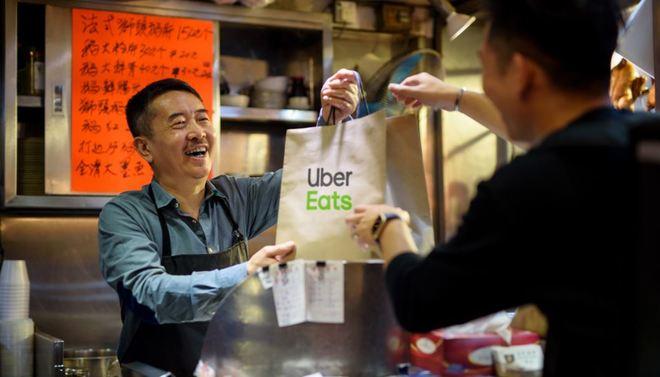 Uber Eats estará presente en 13 ciudades españolas a finales de año