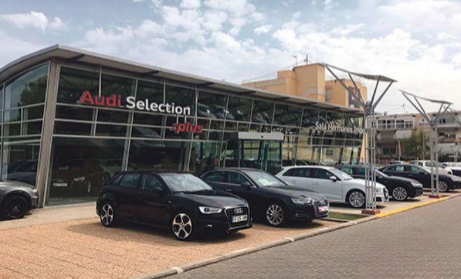 Audi Sala Hermanos Import prepara la Feria Audi.