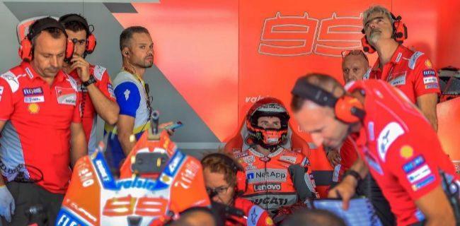 La táctica imposible de Ducati ante la ventaja de Márquez
