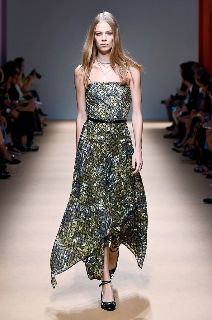 Salvatore Ferragamo - Primavera-verano 2019 - Semana de la moda de...