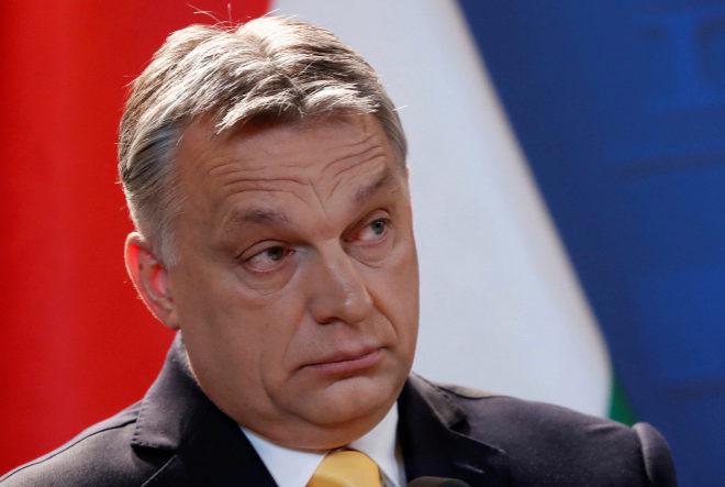 El primer ministro de Hungría, Viktor Orbán.