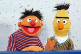Epi y Blas, los famosos personajes de 'Barrio Sésamo'.