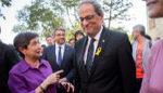 La delegada del Gobierno en Cataluña, partidaria de indultar a los presos
