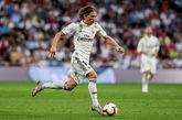 El jugador del Real Madrid Luka Modric, entre los favoritos para ganar...