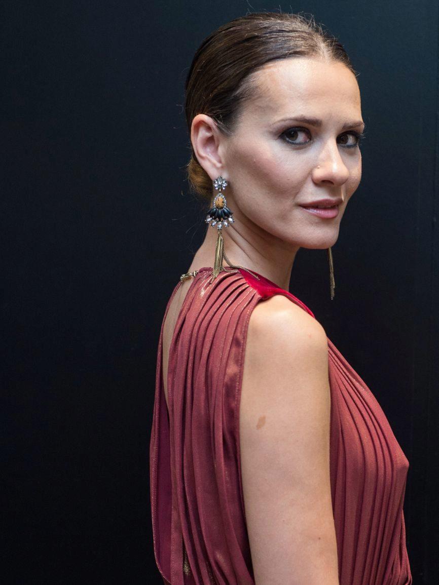 Elena Ballesteros lanza una pulla a su ex, Dani Mateo