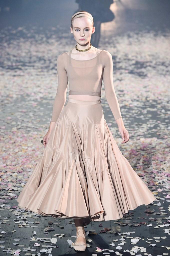 Christian Dior primavera/verano 2019 - París Fashion Week