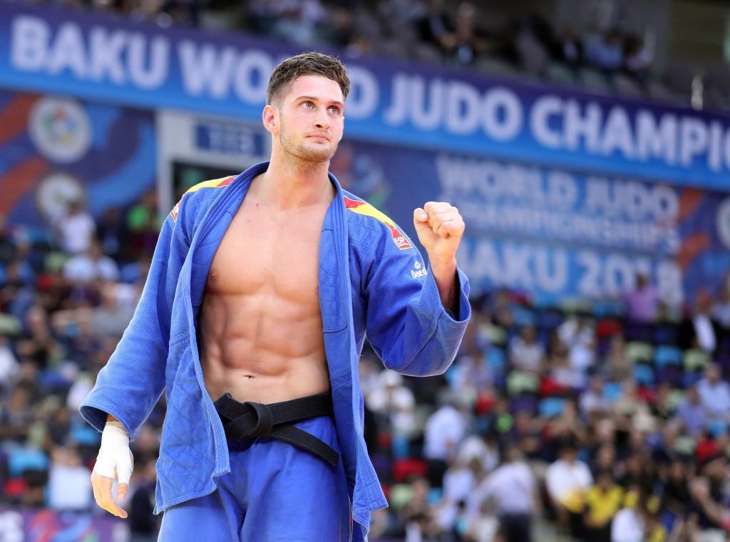 Niko Sherazadishvili, el primer judoka español campeón del mundo