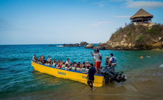 Por qué deberías visitar Tayrona, el edén tropical colombiano