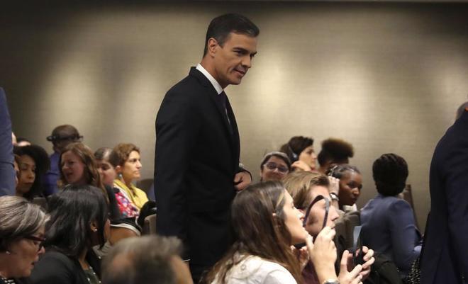 Sánchez se reunirá el miércoles con el presidente cubano en la sede de la ONU