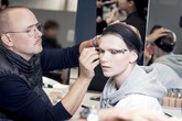 Philips  ideó un  maquillaje natural en el que se resaltaron los...
