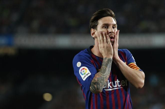 Messi no es convocado para los amistosos de Argentina ante Irak y Brasil