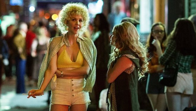 Escena de la serie 'The Deuce'.