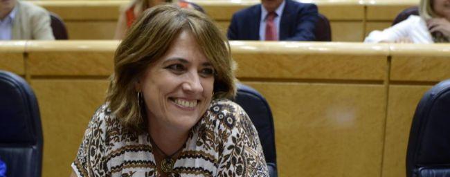 """Dolores Delgado, reprobada por el Senado por """"mentir"""" e intentar """"abandonar"""" al juez Llarena"""