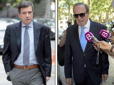 Jaume Matas y José María Rodríguez serán juzgados la próxima semana por el 'caso Over'.