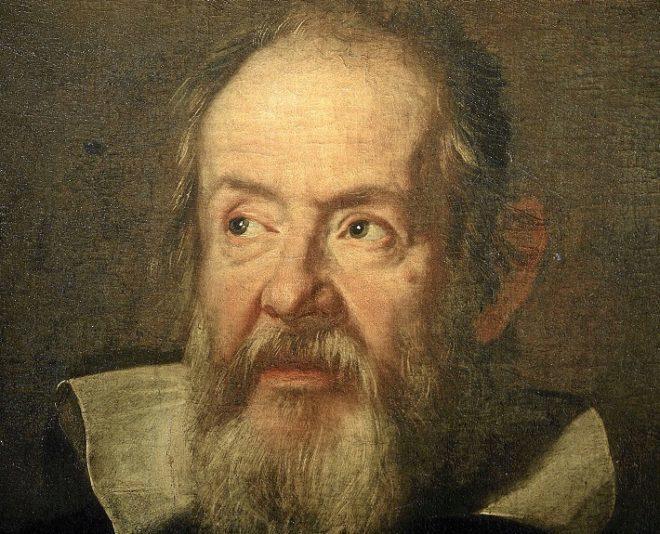 Retrato de Galileo Galilei, obra de Sustermans, Justus