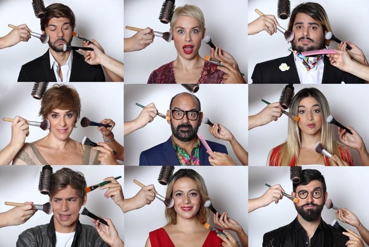 Los nuevos concursantes de la séptima edición de Tu cara me suena