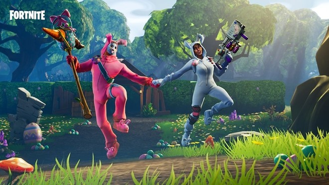 El cross-play llega a Fortnite para PS4