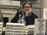 El periodista Alan Rusbridger.