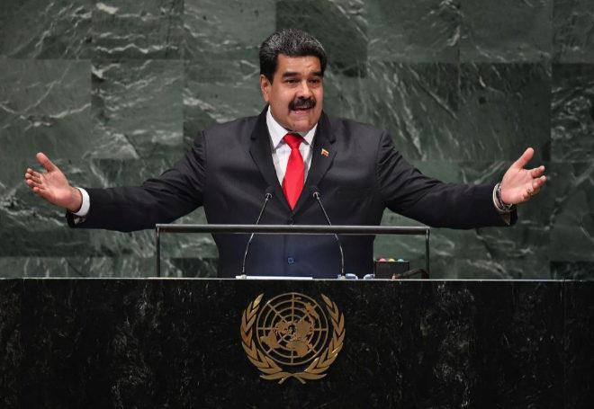 Maduro solicita a la ONU que nombre un delegado especial para investigar el