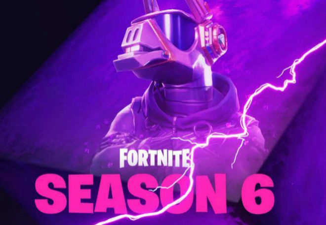 Imagen oficial de la temporada 6 de Fortnite Battle Royale