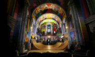 La Iglesia de Santa Bárbara, en el concejo asturiano de Llanera, es hoy un templo del <em>skate</em>.