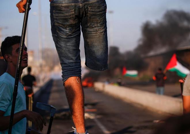 Conllevar el problema palestino