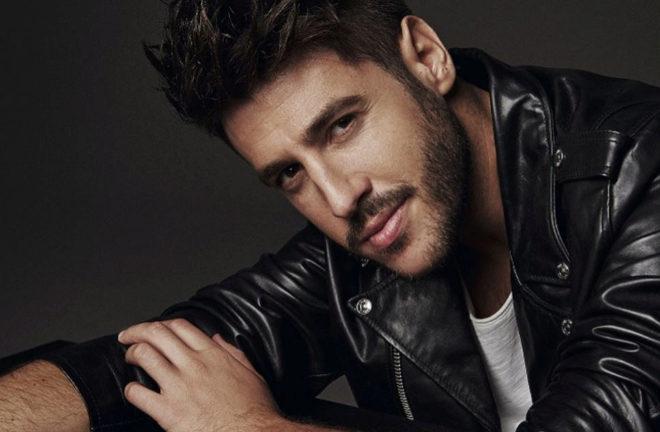 Antonio José en la portada de su single Solo Dime