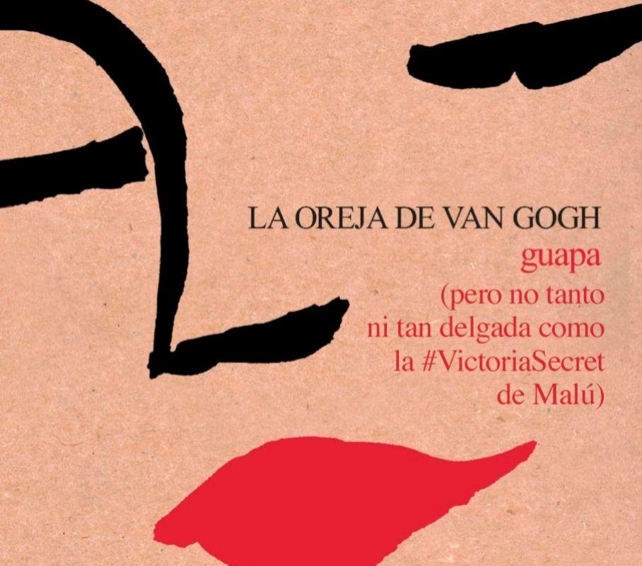 Portada del álbum 'Guapa' de La Oreja de Van Gogh tras la polémica con Malú.