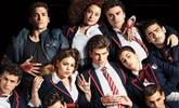 Parte del elenco de Élite, la nueva serie española de Netflix que...