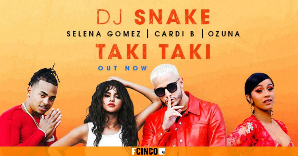 taki taki dj snake video download pagalworld