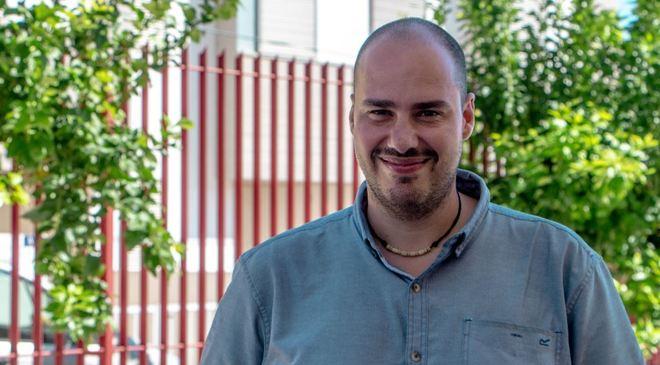 """Antonio Pampliega: """"Las bombas no distinguen entre ricos y pobres"""""""