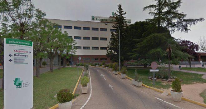 """Vara le quita el nombre de la Infanta Cristina al hospital de Badajoz porque  """"no pertenece a Casa Real"""""""