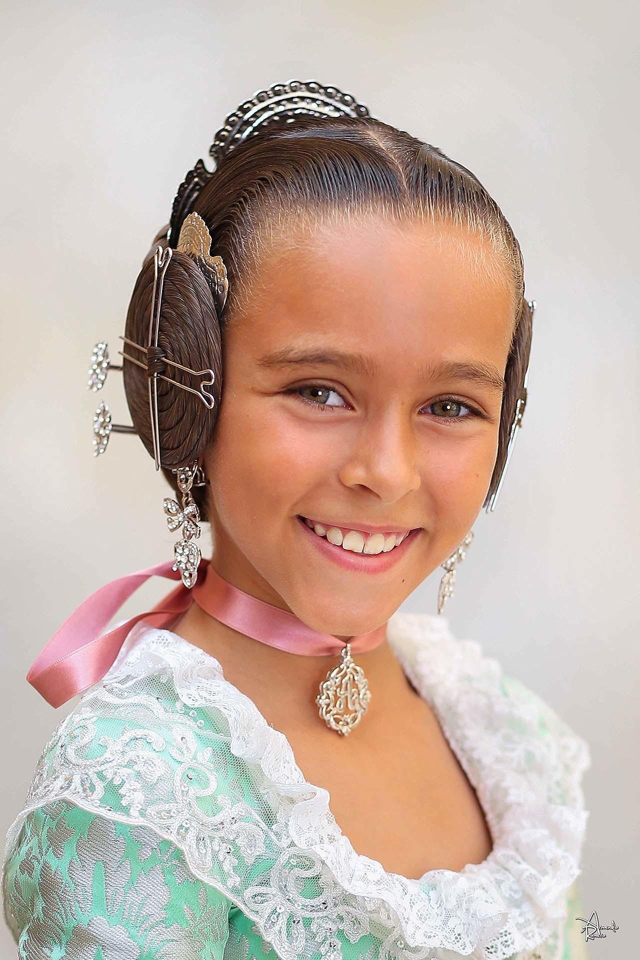 Aroa Martínez Ayala (Falla Sevilla - Denia)