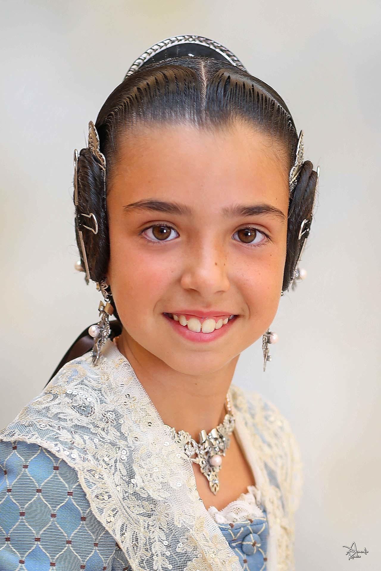 Daniela Guillen Arnau (Falla Bisbe Amigó - Conca)