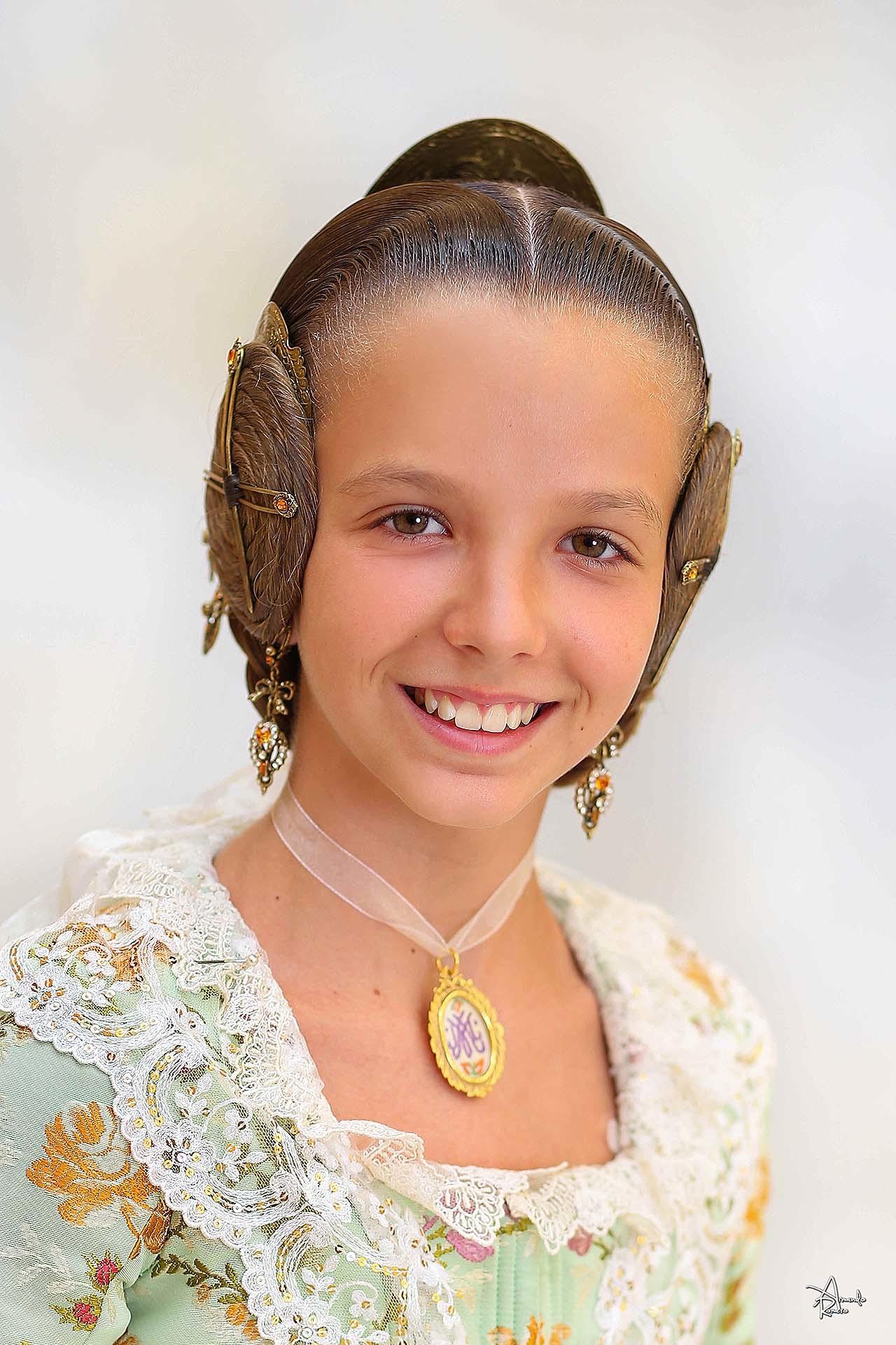 Laura Fontes Pérez (Falla Plaça Doctor Collado)